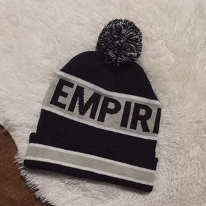 Accessories - EMPIRE BREW dark blue hat